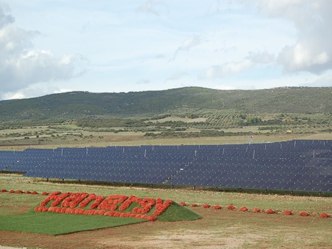 Ground-mounted PV Power Station
