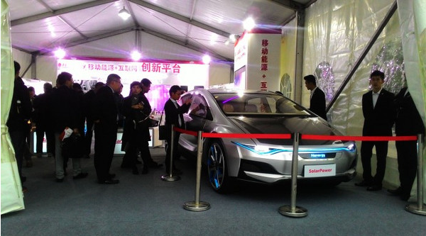 hanergy_solar_power_car_exhibition